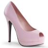BELLA-12 Baby Pink Patent